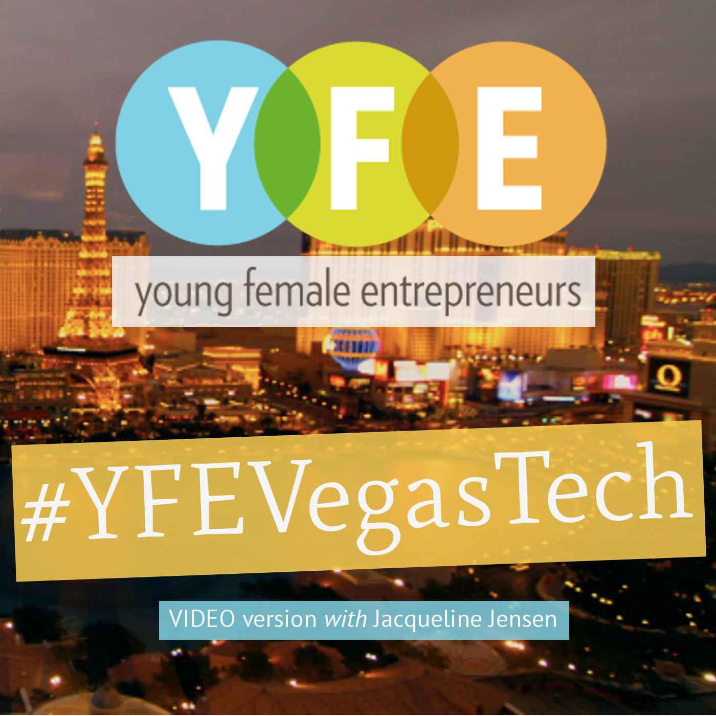 Young Female Entrepreneurs Vegas Tech (Audio)